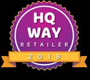 Handi Quilter 2018 HQ Way Award