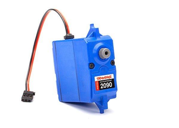 Servo, digital high-torque (ball bearing), waterproof