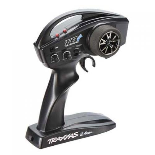 Transmitter, TQi Traxxas Link enabled, 2.4GHz high output, 2-channel (transmitter only)