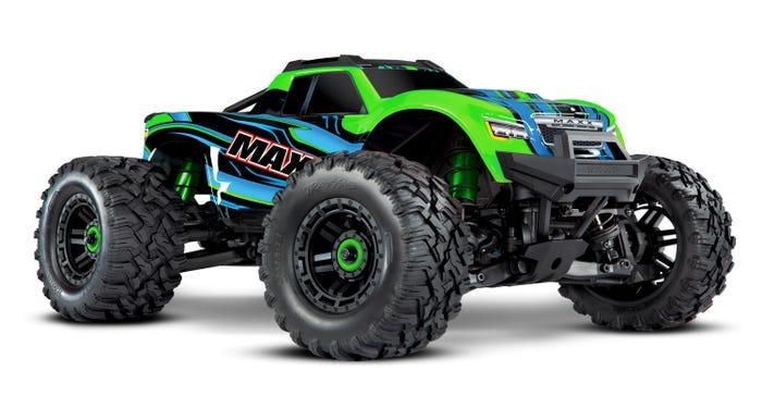 MAXX WITH 4S ESC - Green