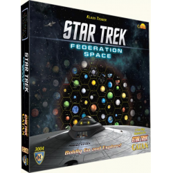 STAR TREK CATAN: FEDERATION SPACE (EA)