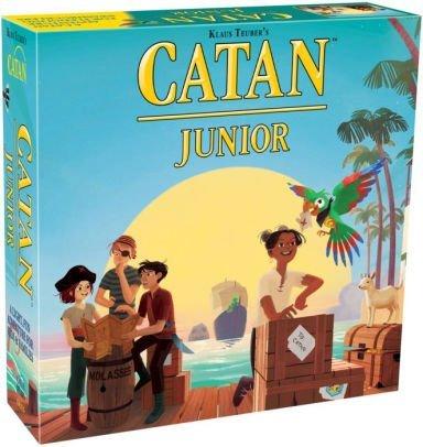 Board Games: Catan - Catan Junior