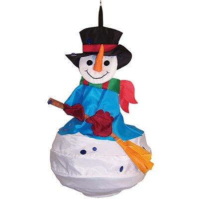 GARDEN WIND FRIEND SNOWMAN