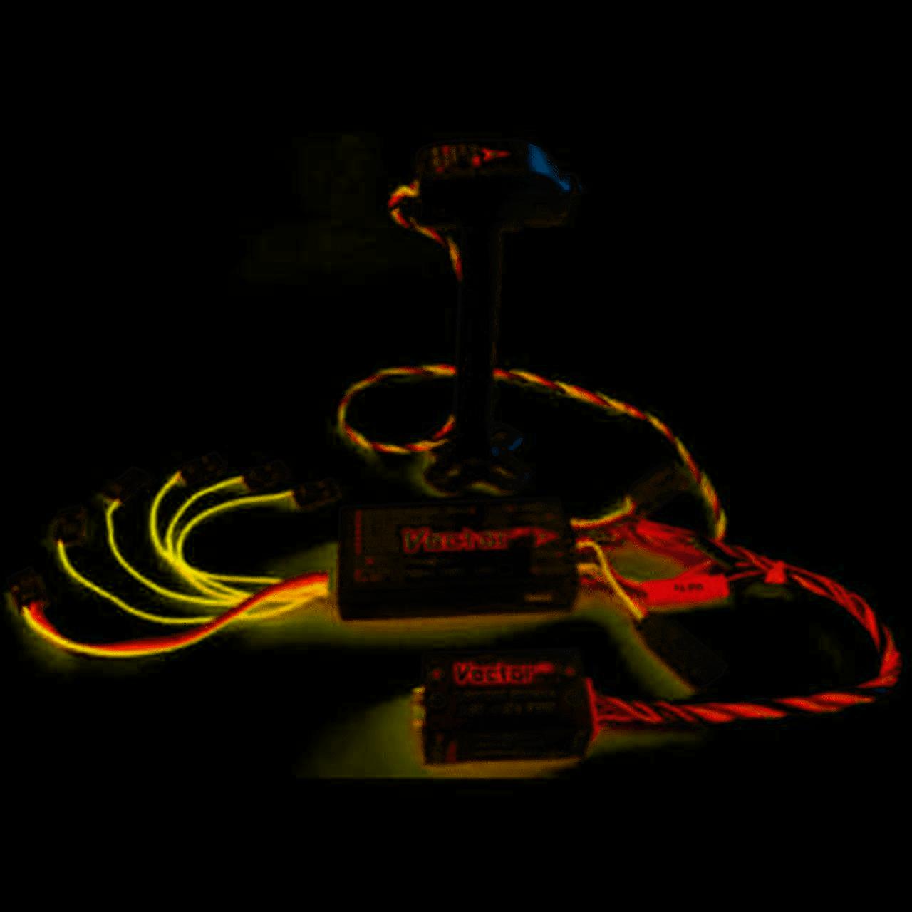 VEC-PKG-DEANS Vector Current Sensor/PSU FPV Deans