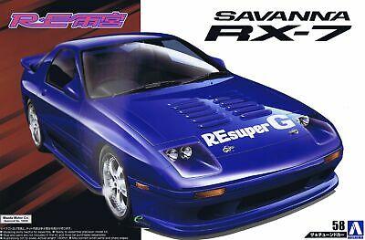 SAVANNA RX7