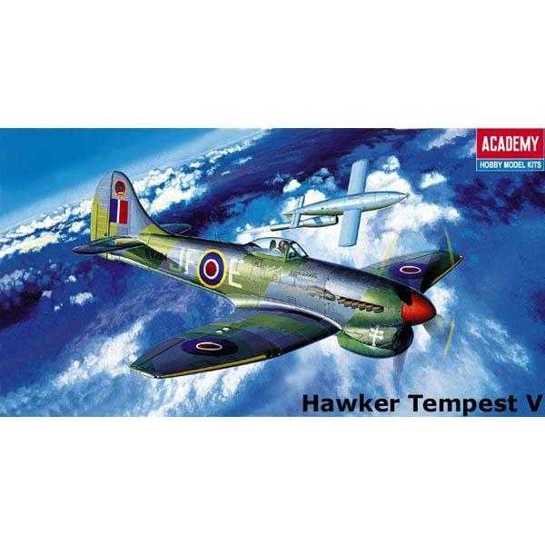 12466 1/72 Hawker Tempest
