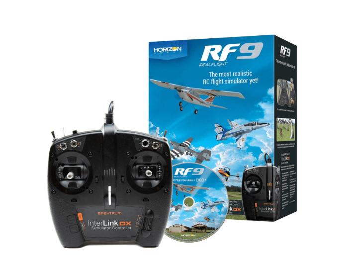 RealFlight 9.5 Flight Simulator RFL