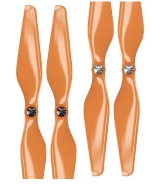MR-PH - 9.4x5 Prop C Set x4 Orange DJI Phantom