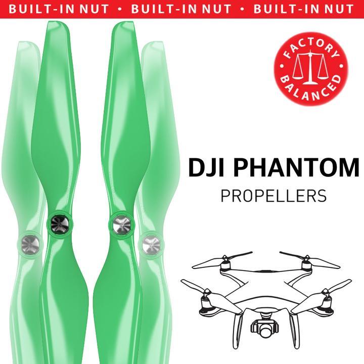 MR-PH - 9.4x5 Prop C Set x4 Green DJI Phantom