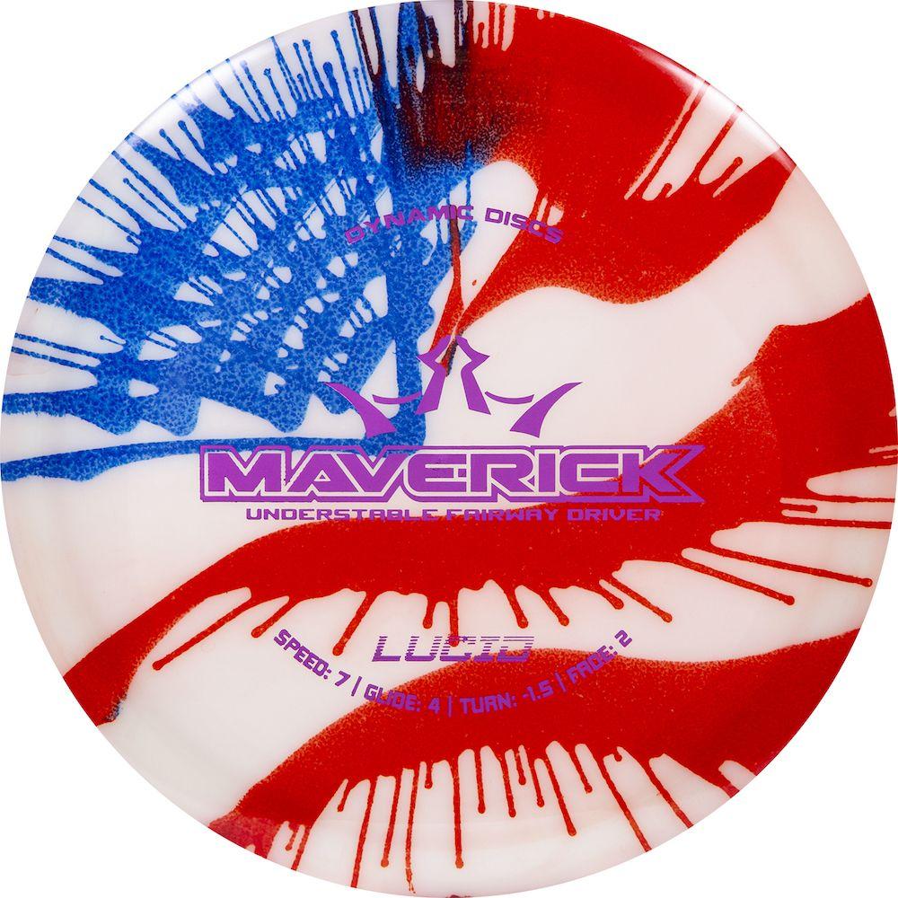 Lucid Maverick MyDye American Flag