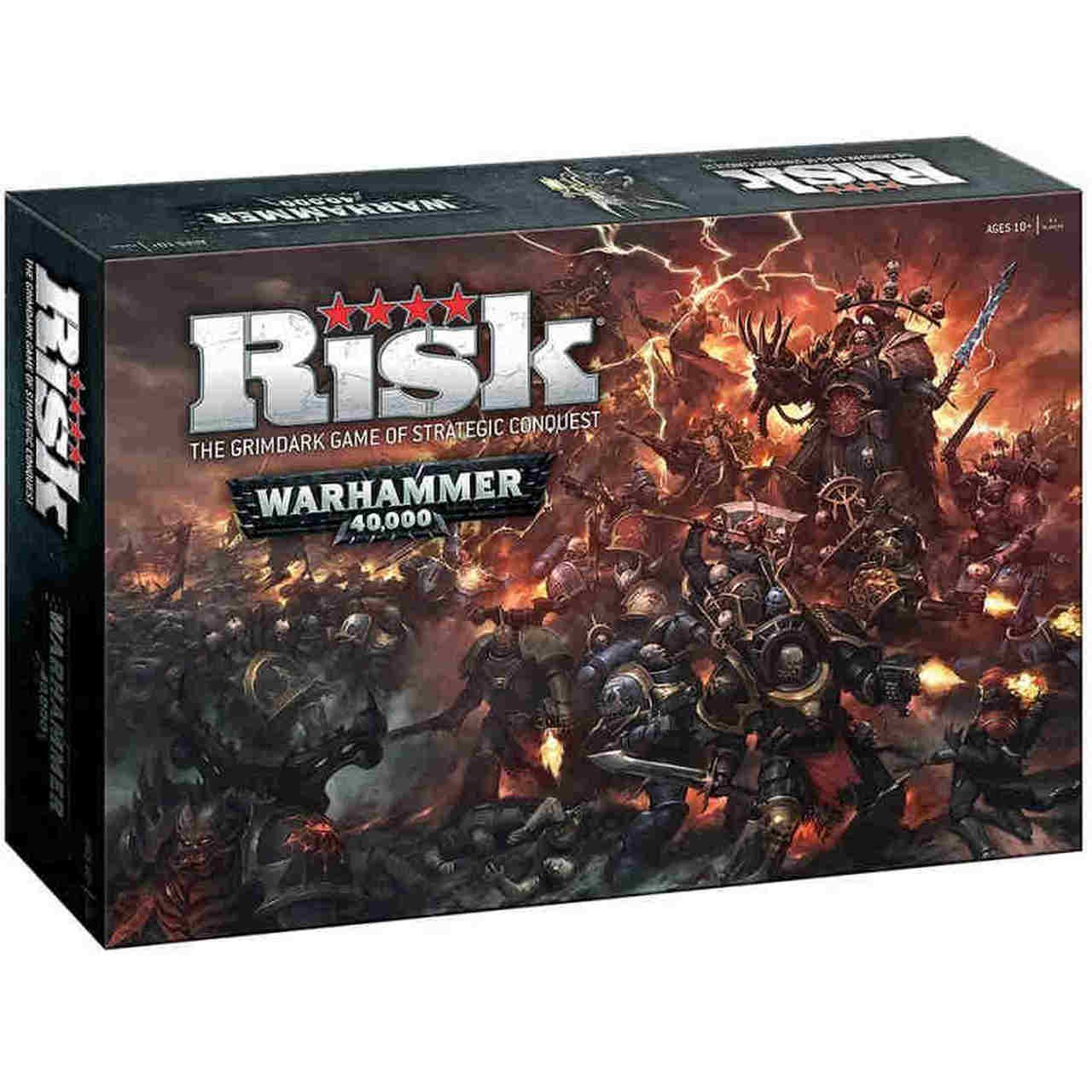 Risk: Warhammer 40k