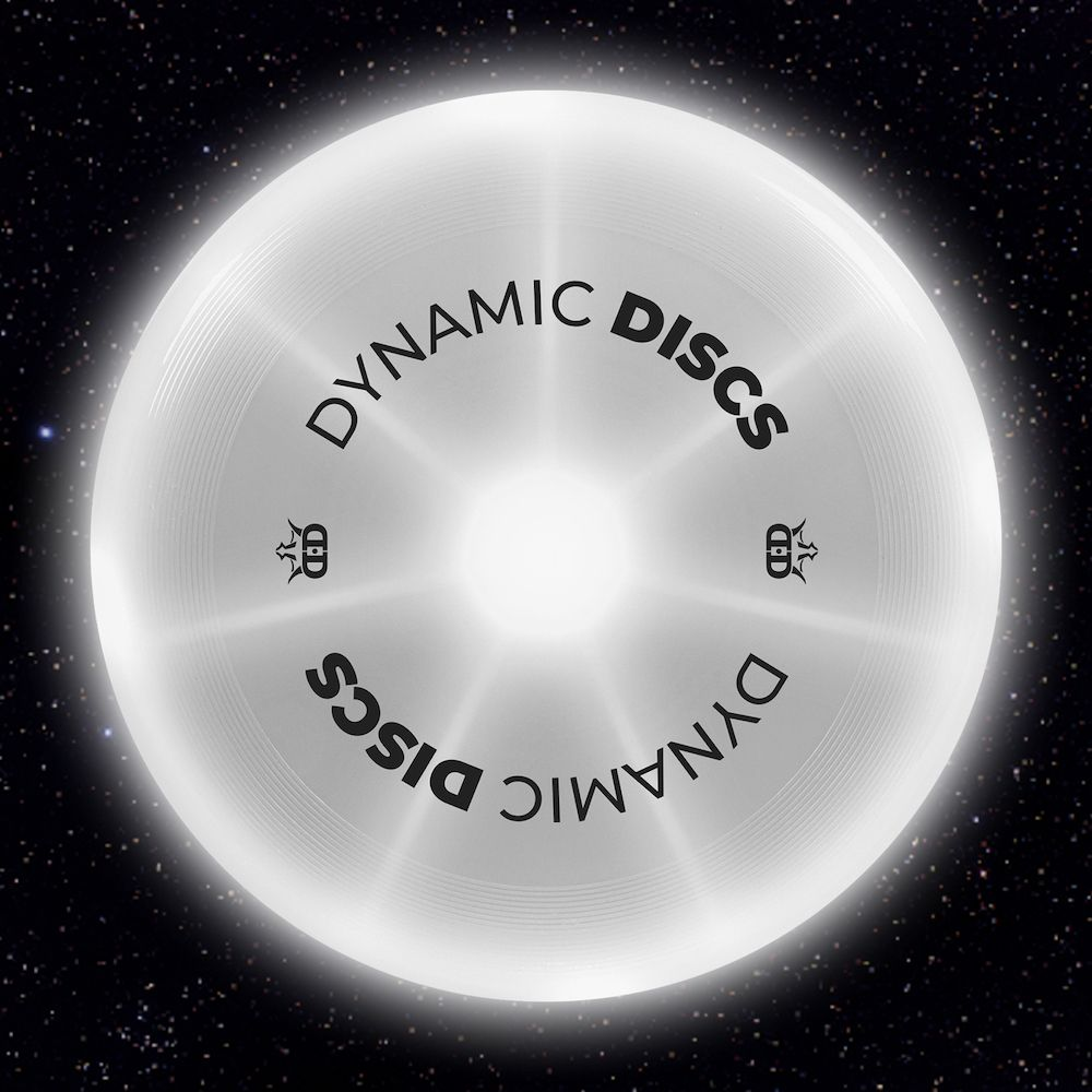 Dynamic Discs LED Night Glider