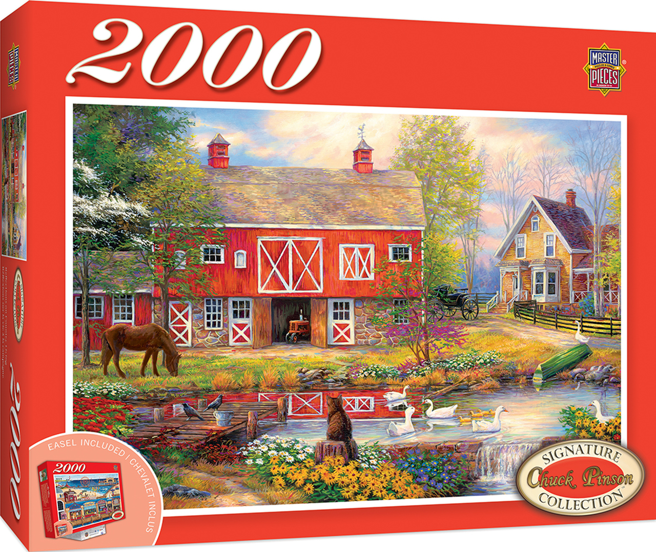 Signature - Reflections on Country Living 2000pc Puzzle