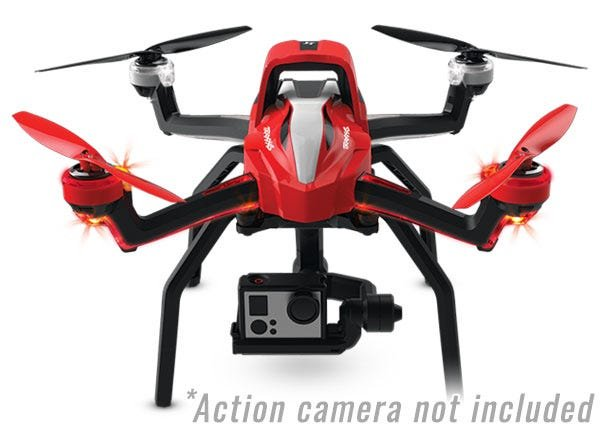 Aton Plus Quad Rotor Helicopter (No Camera)