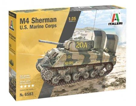 M-4 Sherman US Marine Corps 1:35