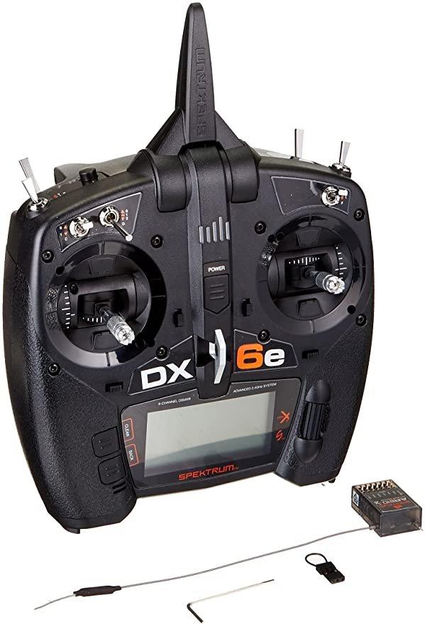 DX6e 6CH System w/ AR620