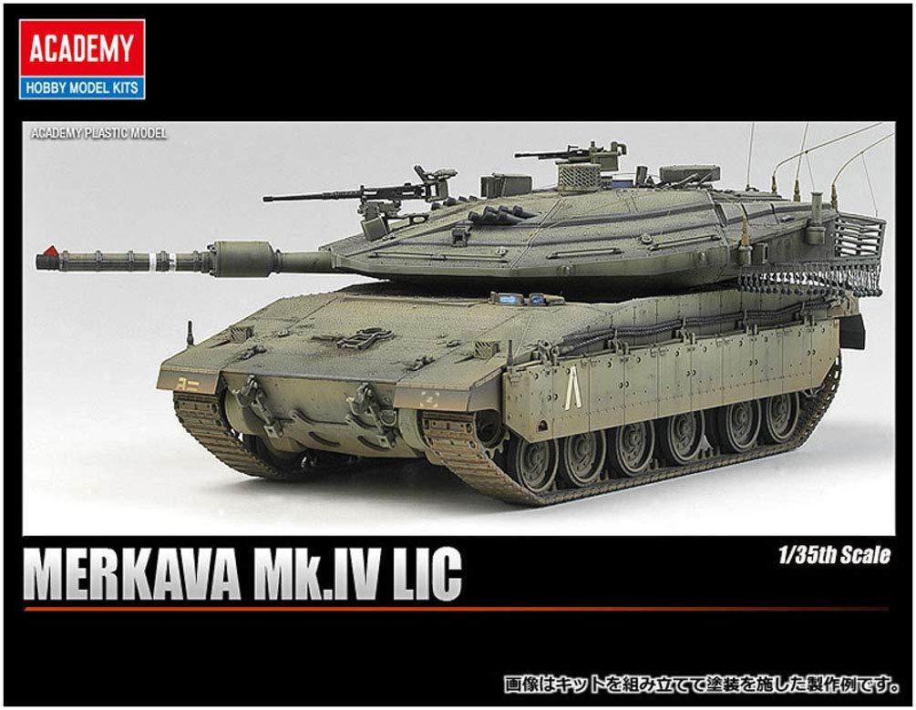 13227 1/35 Merkava MK IV LIC Low Intensity Conflict