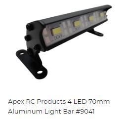 70MM 28 LED LIGHT BAR
