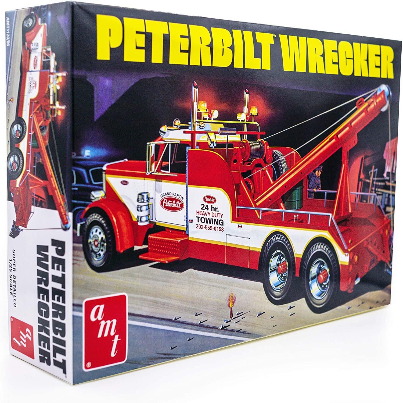 1/25 Peterbilt 359 Wrecker