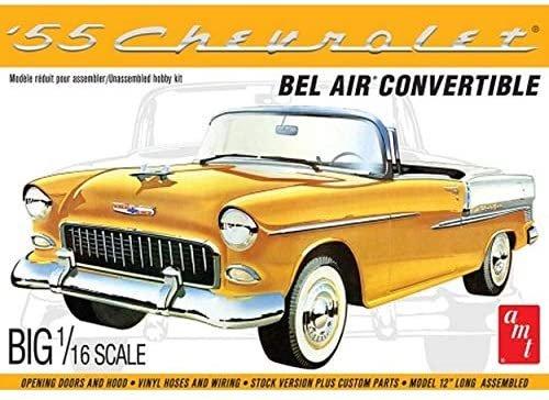 1/16 1955 Chevy Bel Air Convertible