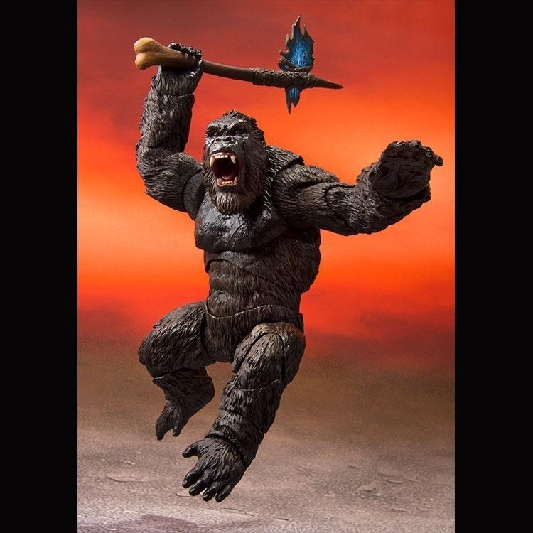 Kong From Godzilla VS Kong 2021