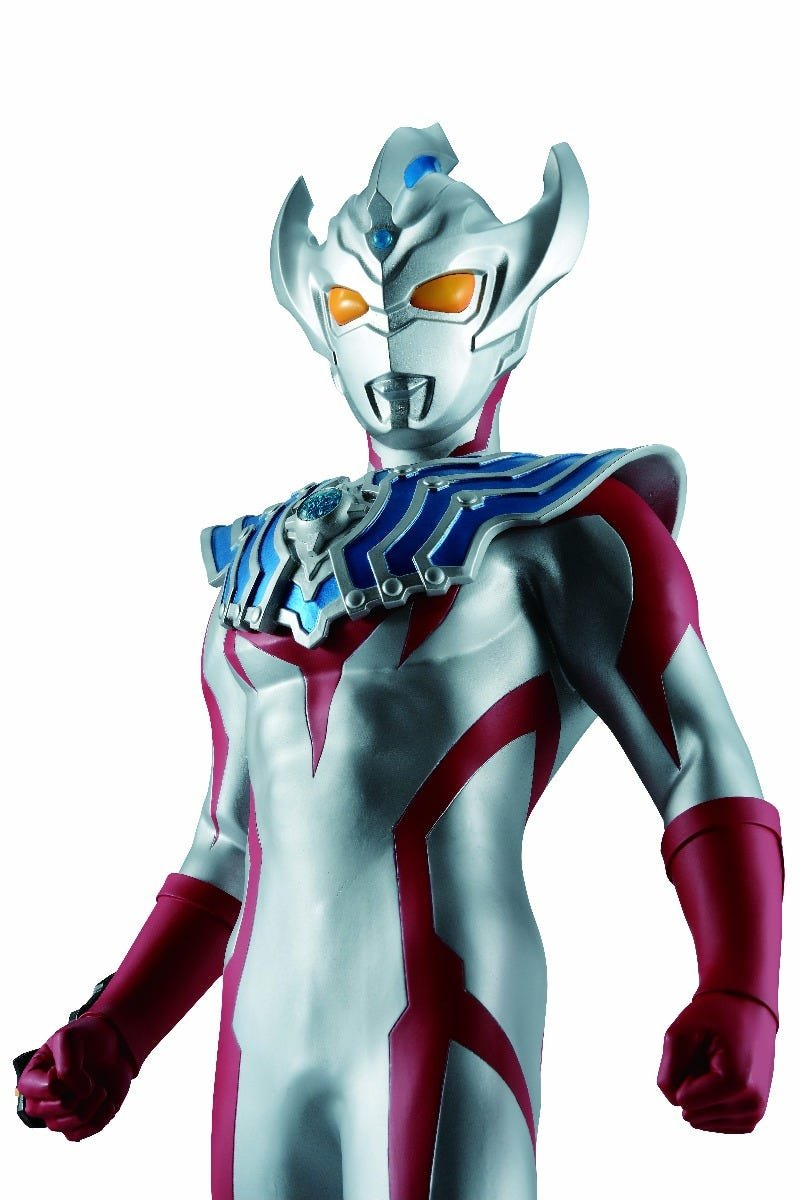 1/12 Ultraman Suit TIGA