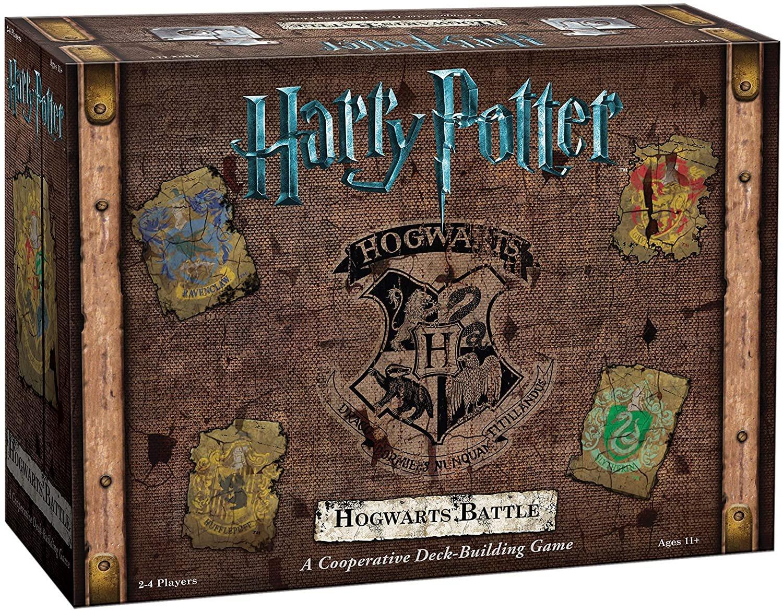 Harry Potter Hogwarts Battle: A Cooperative Deck-Building Game