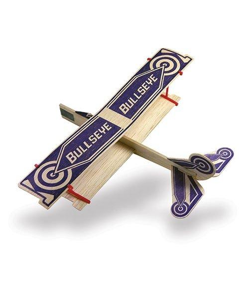 Guillow Bullseye Biplane #43