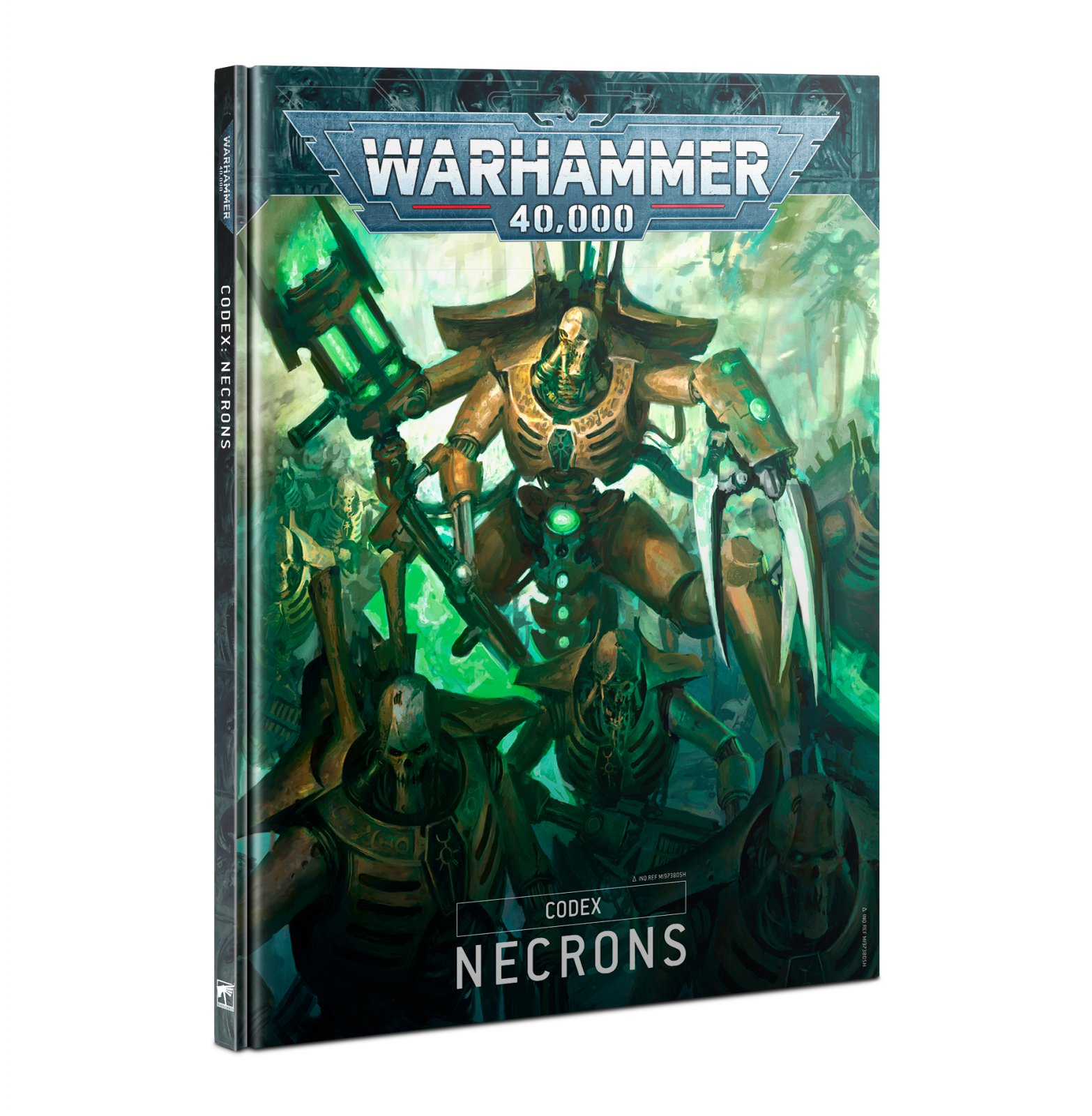 CODEX: NECRONS (HB) (ENGLISH) E:B200b