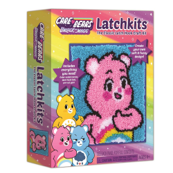 LATCH KITS - CARE BEARS (EA)