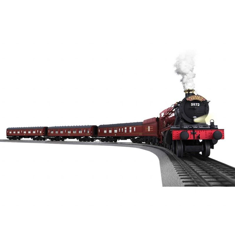 Lionel O Hogwarts Express LionChief Set with Dementors Coach