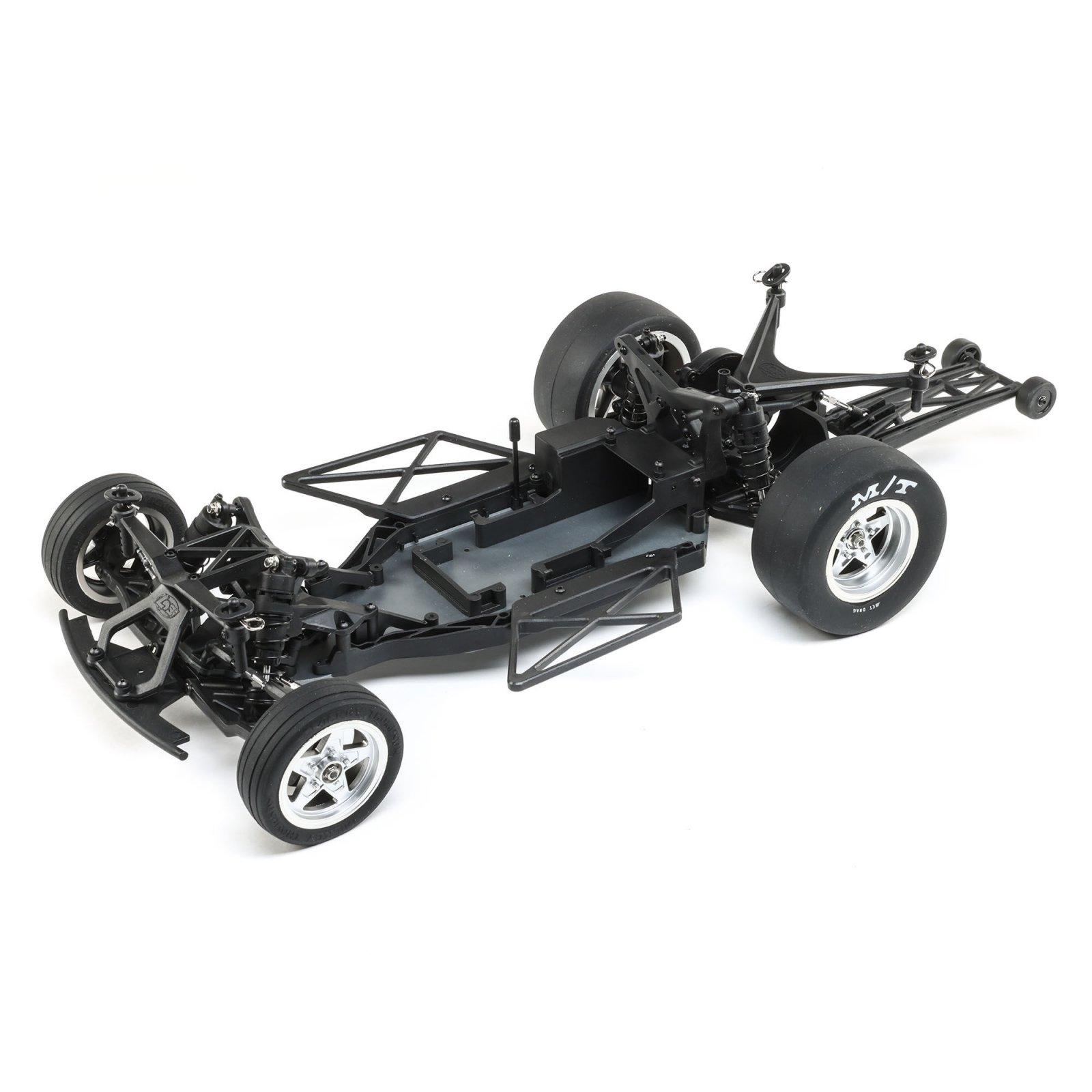 22S No Prep Drag Roller: 1/10 2WD Drag Car