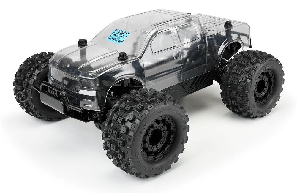 PRO-MT 4x4 Truck Pre-Built 4WD Roller