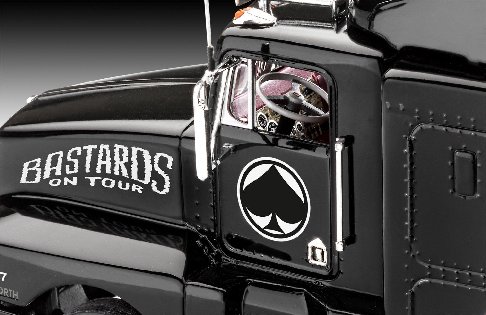 Tour Truck Motörhead  Scale: 1:32 807654