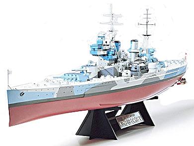 1/350 King George V Battleship