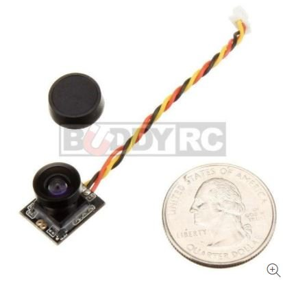 Turbowing The Lightest Mini 700TVL FPV Camera for DIY Micro FPV Racer