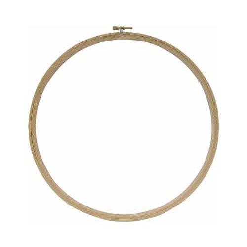 12 Wood Hoop