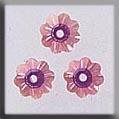 13006 Margarita Rose Aurora Borealis (AB) Crystal Treasure