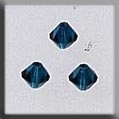 13026 Rondele Emerald Crystal Treasure