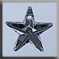 Mh Glass Treasure - 12166 Lg 5Pt Crystal Star
