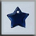 Mh Glass Treasure - 12173 Md Royal Blue Star