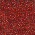 42013 Red Red Petite Seed Beads