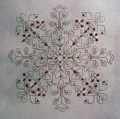 Blackwork And Beads Beads