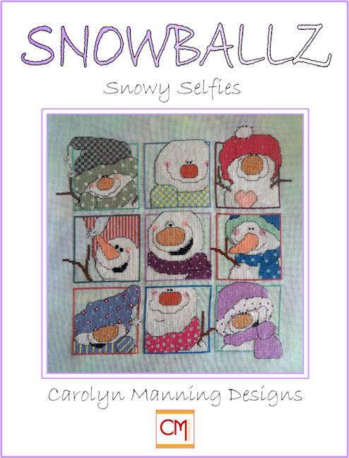 Snowy Selfies Chart