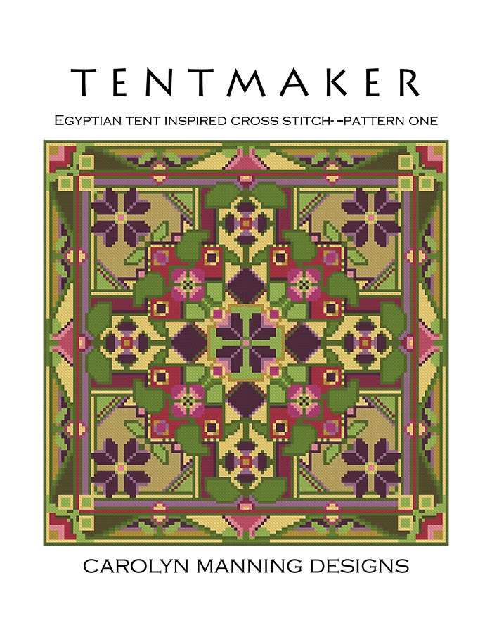 Tentmaker - Pattern 1
