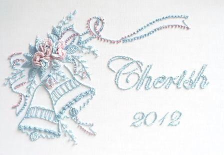 Cherish Brazilian Embroidery Pattern