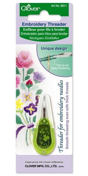 Clover Embroidery Needle Threader