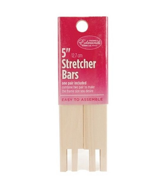 5 Stretcher Bars