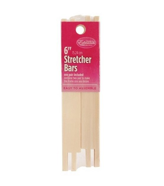 6 Stretcher Bars