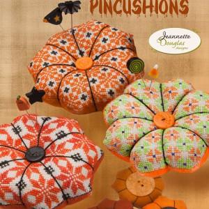 Hallowe'en Quaker Pincushions embellishment pack